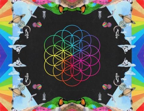 Coldplay – A Head Full Of Dreams (2LP 180 Gram Pink & Blue Vinyl w/ Digital Download)
