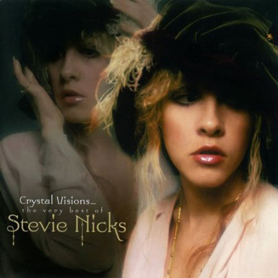 Stevie Nicks – Crystal Visions (Clear Vinyl Limited Edition)