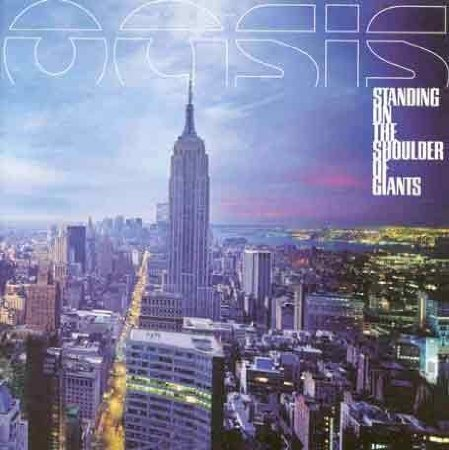Oasis – Standing On The Shoulder Of Giants (LP)