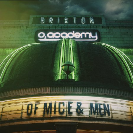 Of Mice and Men – Live At Brixton (LP & DVD)