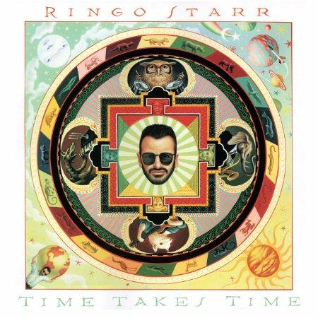 Ringo Starr – Time Takes Time (180 Gram Green Vinyl)