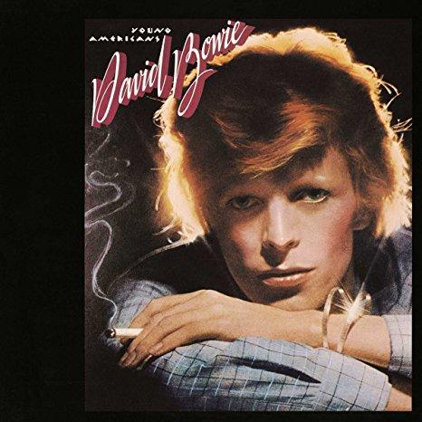 David Bowie – Young Americans (2016 Remastered Version)(Vinyl) Original recording remastered