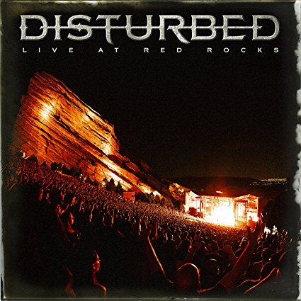 Disturbed – Live at Red Rocks (Explicit)(2LP)
