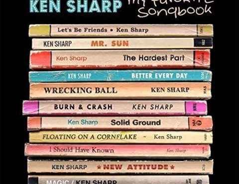 Ken Sharp – My Favorite Songbook (Import)