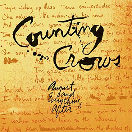 Counting Crows – August And Everything After [2 LP]