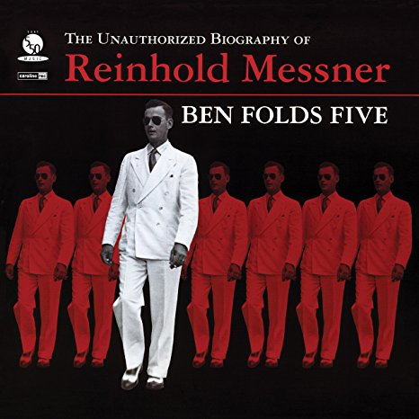 Ben Folds Five – Unauthorized Biography Of Reinhold Messner [LP]