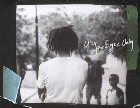 J. Cole – 4 Your Eyez Only [LP] Explicit Lyrics