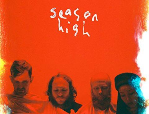 Little Dragon – Season High [LP][White]