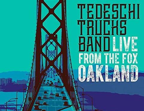 Tedeschi Trucks Band – Live From The Fox Oakland [3 LP] Live