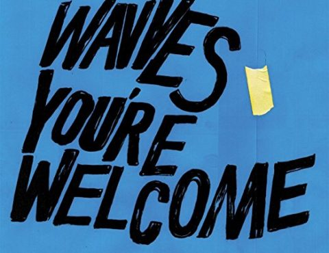 Wavves – You're Welcome (Limited Edition Blue Vinyl) Limited Edition