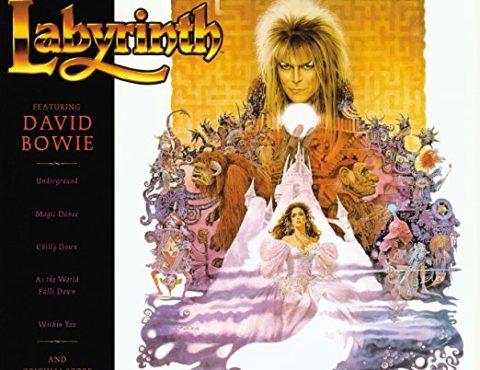 David Bowie/Trevor Jones – Labyrinth [LP]