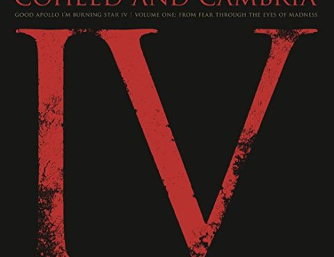 Coheed and Cambria – Good Apollo I'm Burning Star IV Volume One: From Fear Through The Eyes Of Madness