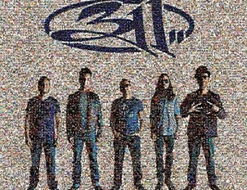 311 – MOSAIC (2-LP, Includes Download Card)