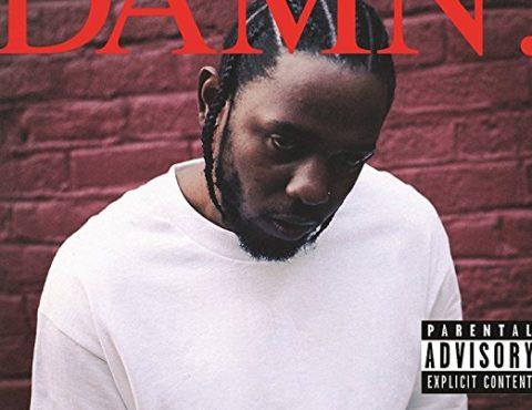 Kendrick Lamar – DAMN. [2 LP]