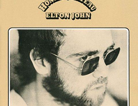 Elton John – Honky Chateau [LP]
