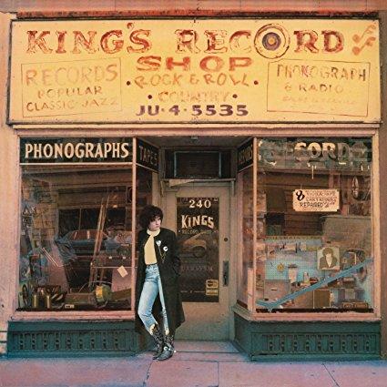 Rosanne Cash – Kings Record Shop