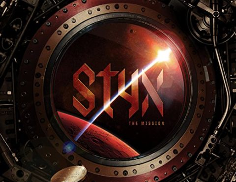 Styx -The Mission [LP]