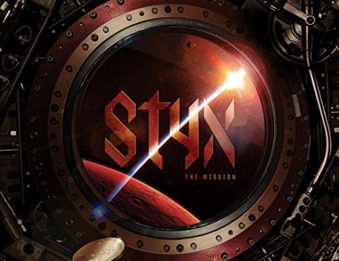 Styx -The Mission [LP]