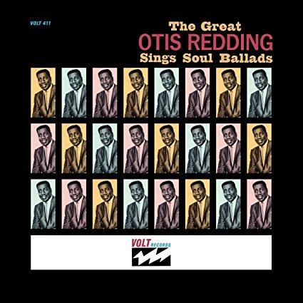 Otis Redding – The Great Otis Redding Sings Soul Ballads