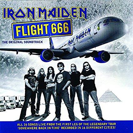 Iron Maiden – Flight 666