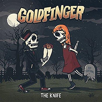 Goldfinger – The Knife