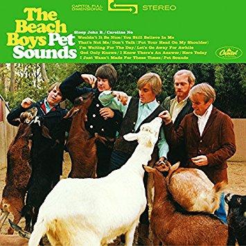 The Beach Boy – Pet Sounds (Mono Sound)