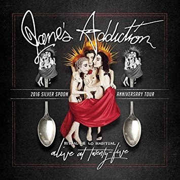 Jane's Addiction – Alive At Twenty-five – Ritual De Lo Habitual Live