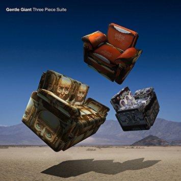 Gentle Giant – Three Piece Suite