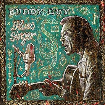 Buddy Guy – Blues Singer [Import]