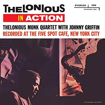 Thelonious Monk – Thelonious In Action