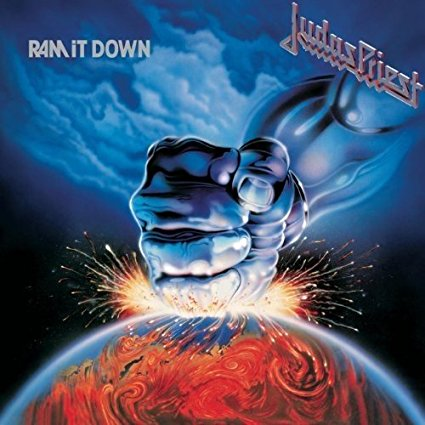 Judas Priest – Ram It Down