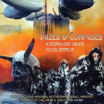 Various Artists – Dazed & Confused-Stoned-Out Salute to Led Zeppelin