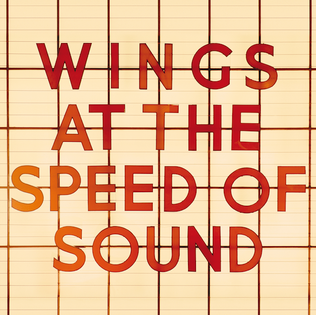 Paul McCartney & Wings – Wings at the Speed of Sound