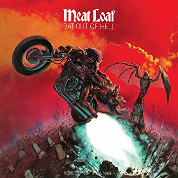 Meat Loaf – Bat Out Of Hell Audiophile Translucent 40th Anniversary