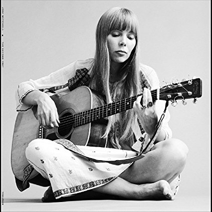 Joni Mitchell – Second Fret