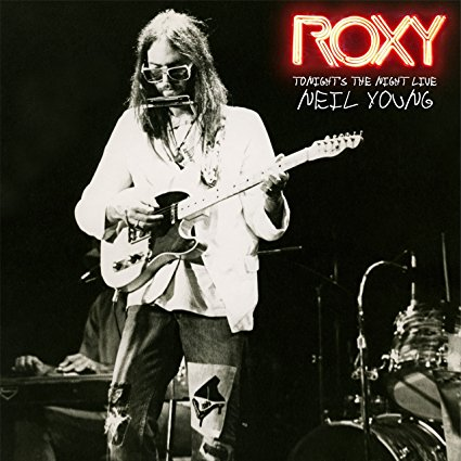 Neil Young – Roxy-Tonight's The Night Live
